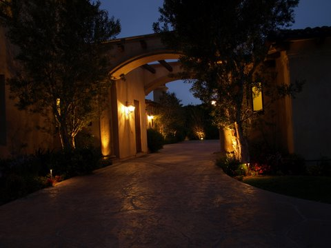 Outdoor Lighting Newbury Park Modern Outdoor  Lighting