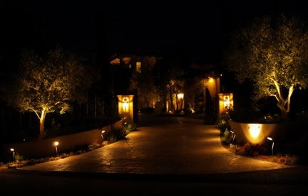 Outdoor Lighting Newbury Park